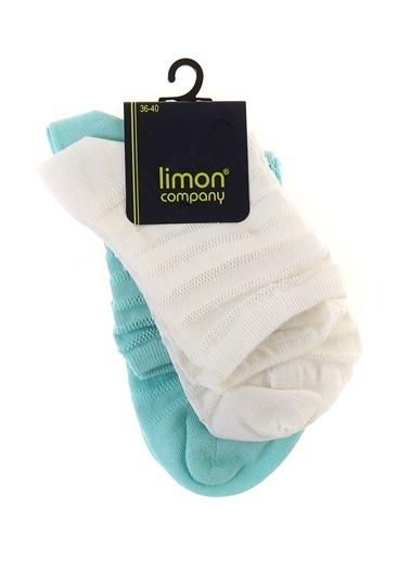 Limon Company Soket Çorap Ekru